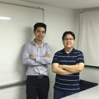 Teo Chee Wee (Lecturer/Subject Specialist) and Ron Ho (Consultant/Personal Coach)